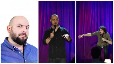 Costel, Toni Andrei si Dan Badea pun punctul pe i in ultimul episod din sezonul doi al serialul Comedy Club