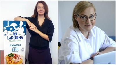 Monica Radulescu (Lactalis Romania) si Andreea Florea (Brandtailors) despre rebrandingul LaDORNA: O oaza de calm intr-un context de raft foarte aglomerat