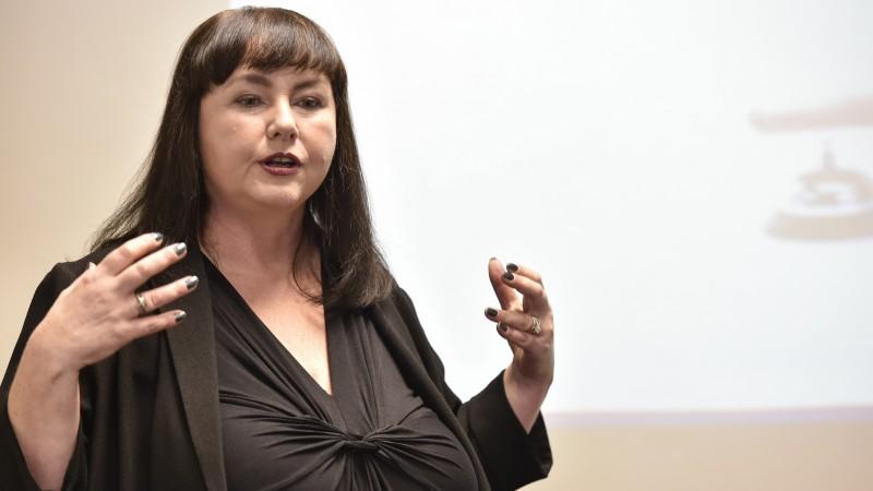 Kelly Freeman, trainerul in comunicare si event planning din Marea Britanie, la primul Masterclass organizat in Romania de International School of Communication in colaborare cu Creative Business Management
