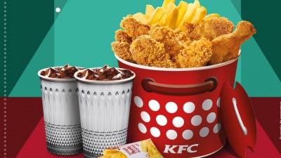 De sarbatori, surprinde-i pe cei dragi cu noul Christmas Bucket de la KFC