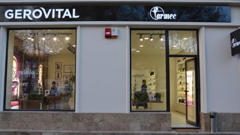 Farmec deschide un magazin nou la Arad