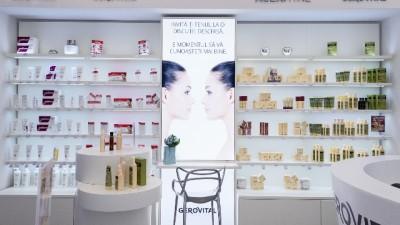 Farmec deschide la București al treilea magazin Gerovital din țară