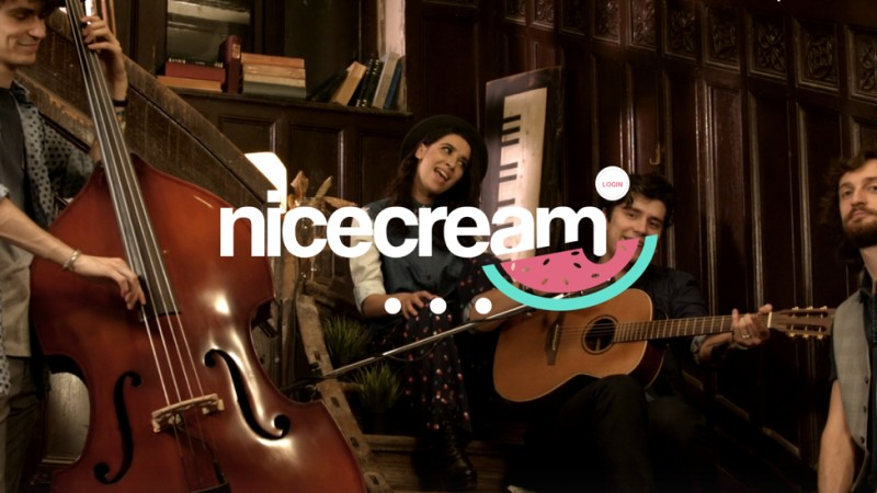 Actimel si Tribal Worldwide Romania lanseaza primul canal branded nicecream.fm - #staystrong