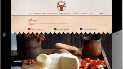 Zimbria - website