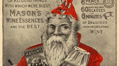 Să restabilim istoria: Coca Cola nu l-a inventat pe Moș Crăciun