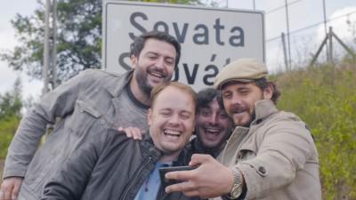 Turul Prieteniei, o aventură marca V8 Interactive pentru Bergenbier