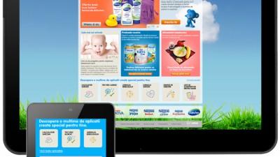 Nestle Infant Nutrition - Digital Strategy