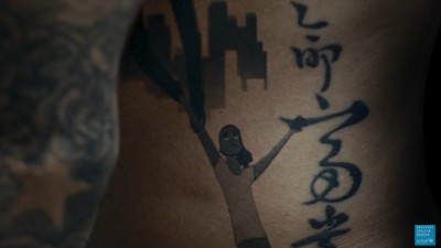 Povestea tatuajelor lui Beckham
