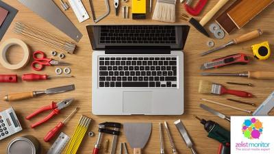 Cele mai vizibile branduri de bricolaj/mobila in online si pe Facebook in luna noiembrie 2016