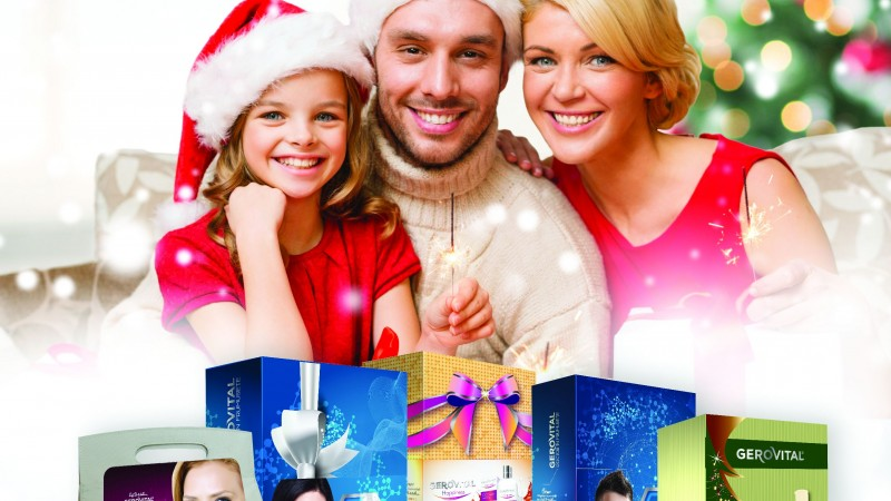 Farmec estimează vânzări cu 30% mai mari față de anul trecut pentru ofertele speciale de sărbători