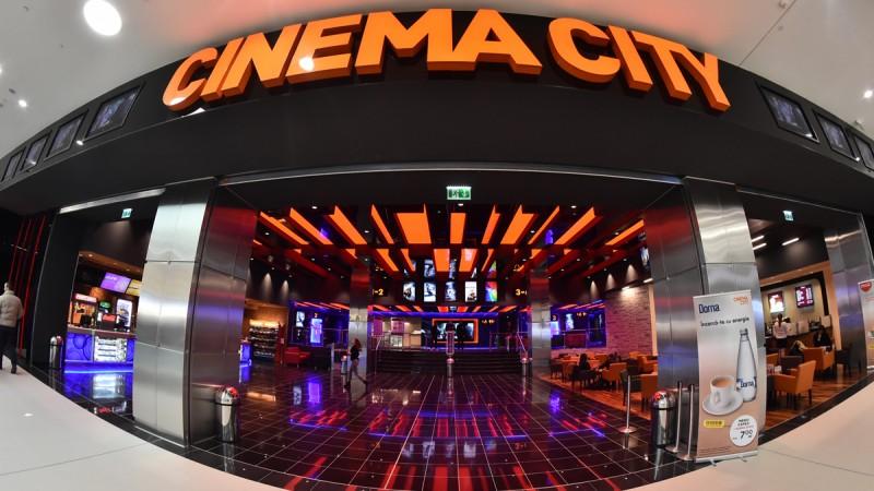 Cinema City deschide la Piatra Neamt cel de-al 3-lea multiplex din 2016, incheind anul cu o investitie in valoare totala de 21 de milioane de dolari