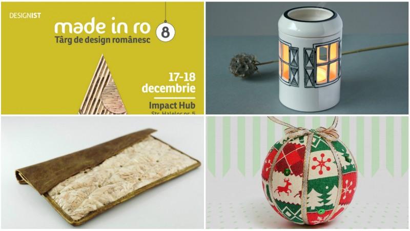 Colecțiile noi ale designerilor români de obiect îți spun povești de Crăciun, cu design inclus, la ediția a 8-a Made in RO