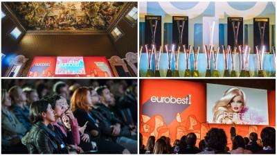 9 trofee si 14 shortlisturi pentru 5 campanii romanesti la Eurobest 2016