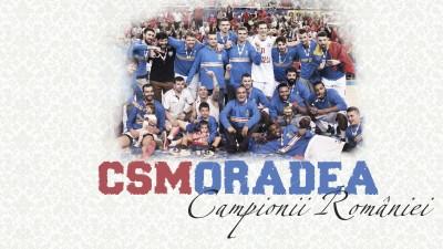 [Cum se comunica in sport] CSM Oradea. Cazul campionilor de la baschet care vor sa fie primii si-n comunicare