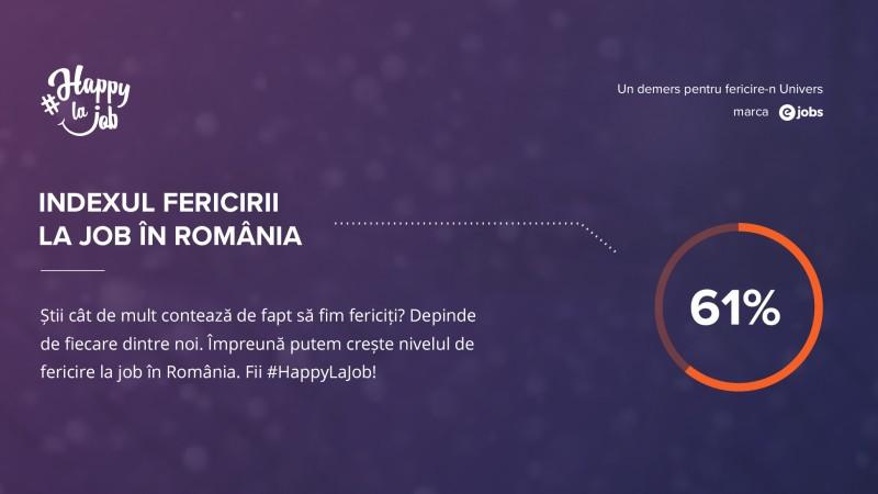 6 din 10 romani sunt fericiti la job