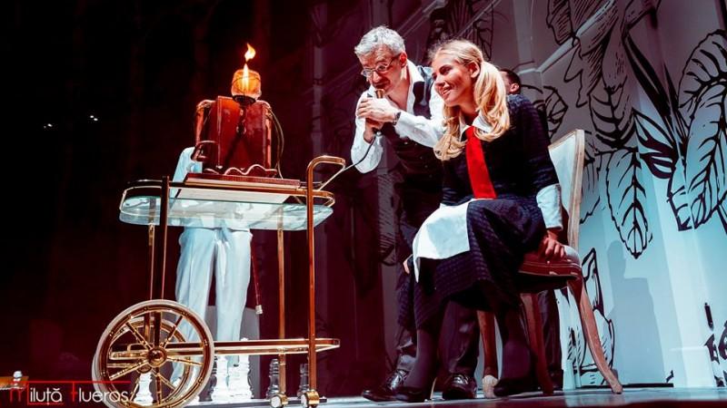 """La Grand Cinema & More, sarbatorile de iarna aduc magia """"musicalului perfect"""" in cea de-a treia serie de reprezentatii My Fair Lady"""