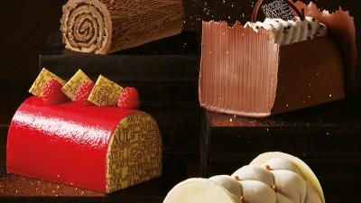 Noua gama de deserturi speciale pentru sarbatori este disponibila in brutariile Paul