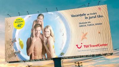 TUI Travel Center - Vacantele se-nvart in jurul tau