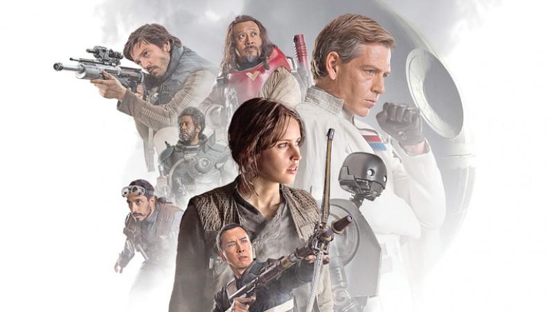 """Rogue One: O poveste Star Wars"" - primele impresii.Cel mai nou film din universul ""Star Wars"" e un ""must see"" in IMAX"