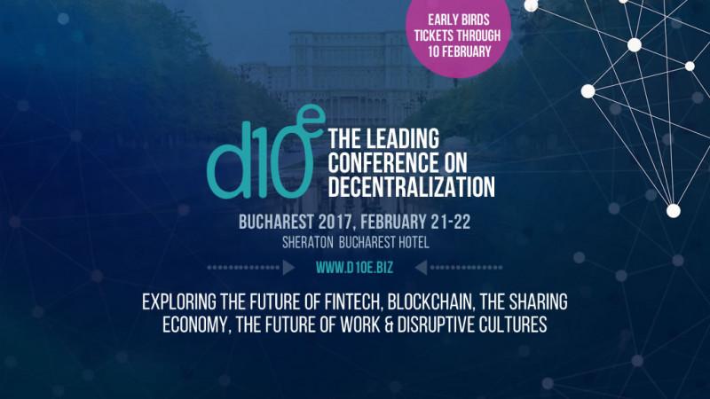 Conferința d10e. Descentralizarea, un subiect de interes pentru România