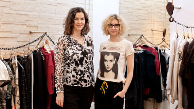 Band of Creators, shop-ul permanent cu fashion show-uri periodice