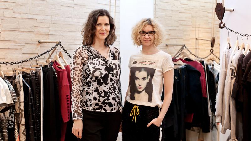 Band of Creators, shop-ul permanent cu fashion show-uri periodice
