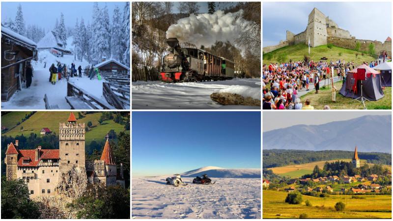 [Check-in la stat] Preview-uri în online la destinaţii româneşti