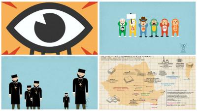 Știrile sunt de trei feluri: bune, rele și Vizuale