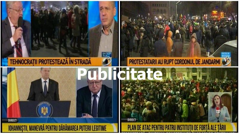 Ce branduri s-au promovat in pauzele publicitare ale emisiunilor din prime time de la Antena 3 si Romania TV