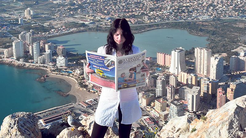 """[Diaspora Times] """"Occidentul Românesc"""", ziarul care apare în 30.000 de exemplare în Spania"""