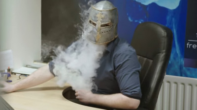 Depinde ce fel de fum scoți pe nas