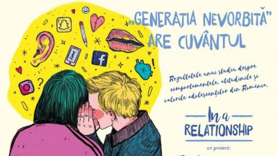 """Generatia nevorbita"" are cuvantul"