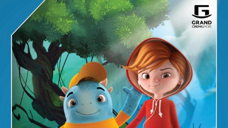"""Grand Family Festival, la a douăsprezecea ediție de film pentru copii   """"Hai să cântăm!"""", """"Berzele"""" și """"Marele Uriaș Prietenos"""" sunt câteva dintre filmele care se bucură de un preț special"""