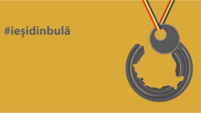 #ieșidinbulă ajunge în offline