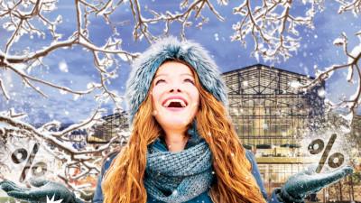 ParkLake Shopping Center da startul reducerilor de iarna si ofera bucurestenilor vouchere de cumparaturi in valoare totala de 225.000 de lei