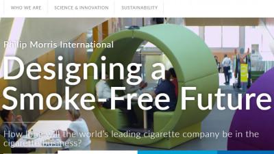 Philip Morris International se orientează către un viitor fără fum de țigaretă