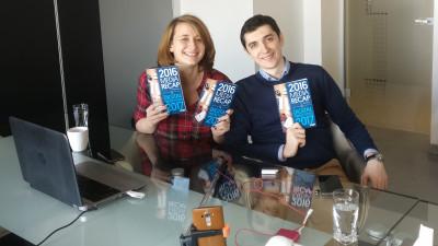 Golin & bloggerul Alex Ciucă (Hoinaru) lansează cea de-a VI-a ediție a raportului Media Recap & Digital Predictions