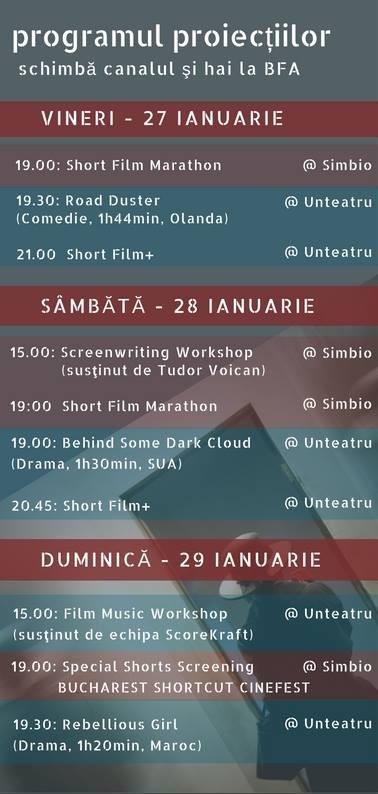 Prima Edi Ie Bucharest Film Awards