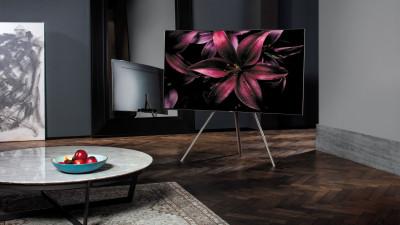 CES 2017: Samsung Electronics intra in noua era a divertismentului pentru acasa prin lansarea noilor televizoare QLED