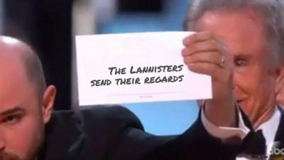 O gafă monumentală de Oscar și glumele (teoriile conspirației) de după