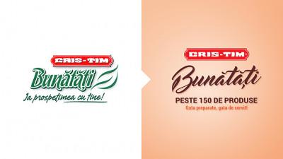 Cris-Tim - Bunatati - Refresh de brand