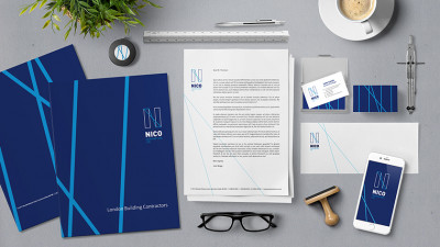 Nico Contractors Ltd - Stationery_2