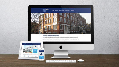 Nico Contractors Ltd - Website