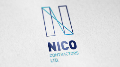 Nico Contractors Ltd - Identitate vizuala