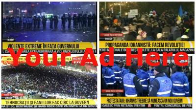 Brandurile care s-au promovat in pauzele publicitare de la Antena 3 si Romania TV in prime time [30 ian - 5 feb]. Si o poveste