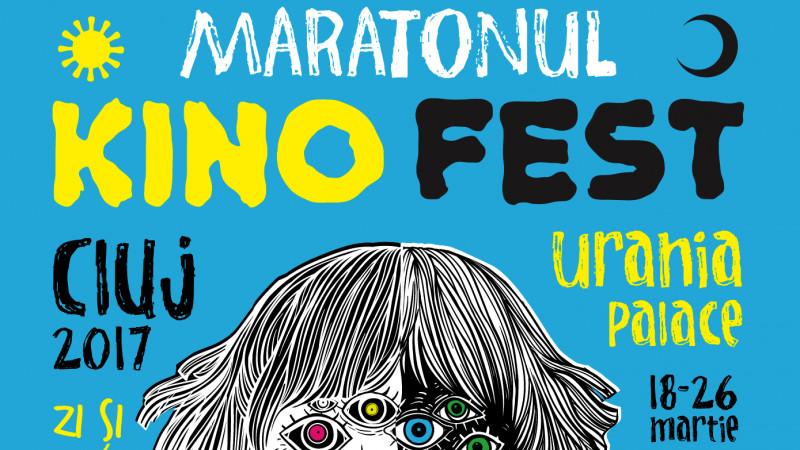 Maratonul Kinofest, Cluj 2017 | Filme, expozitie de grafică, concerte, filme filme filme