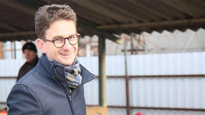 Iulian Bulai, un creativ ajuns în Parlamentul României