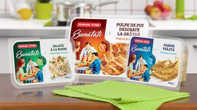 Cris-Tim - Bunatati - Packaging