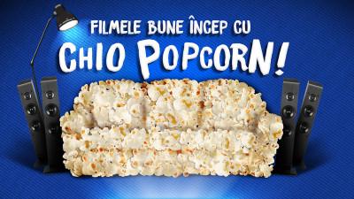Chio - Filmele bune incep cu Chio Popcorn!