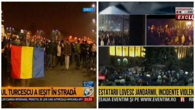 """Brandurile care s-au promovat în timpul """"loviturii de stat"""" de aseară la RTV și Antena 3"""
